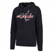 Толстовка 47 BRAND NHL RAGLAN HEADLINE FULL ZIP HOOD SR