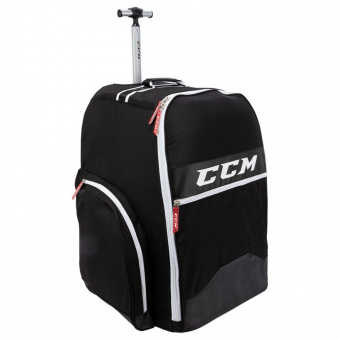 Баул на колесах CCM 390 WHEELED BACKPACK 18""